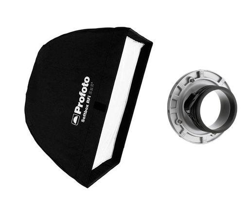 Profoto 2x2' RFi Softbox w/ Speed Ring