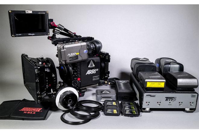 ARRI Alexa Mini Full Camera Package (4:3)