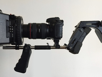 Rent: Arri MMB-1 Mattebox w/ 15mm support