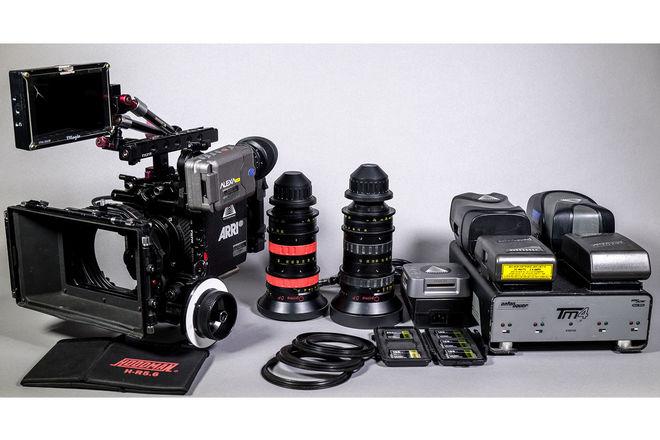 ARRI Alexa Mini Camera Package + Angenieux Zoom Lenses