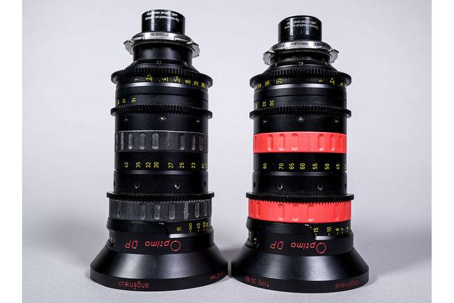 Angenieux DP Rouge 16-42 + 30-80 T2.8 Pair