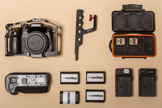 GH4 Cinema Package with VLog + Metabones adapter