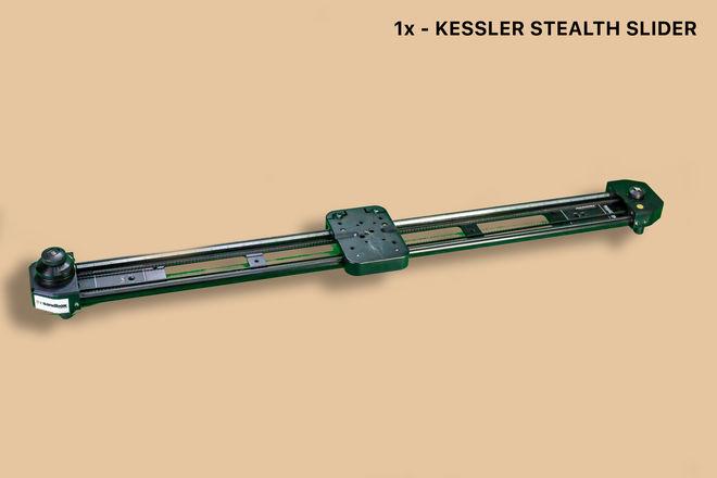 PRICE DROP! - Kessler Stealth Slider Package - NO MOTOR