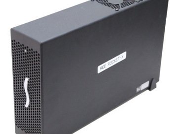 Rent: Red Rocket X - In Thunderbolt Case