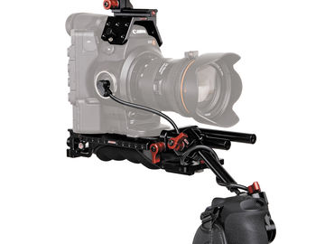 Rent: Zacuto C300/C500 EVF Recoil Rig