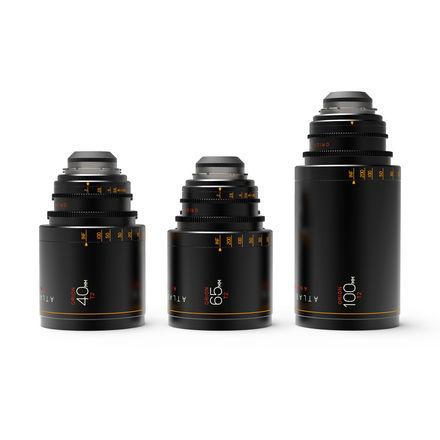 Atlas Lens Co. Anamophic (single lens)
