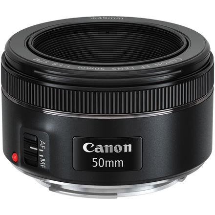 Canon EF 50mm f/1.8 STM Lens (2 of 2)