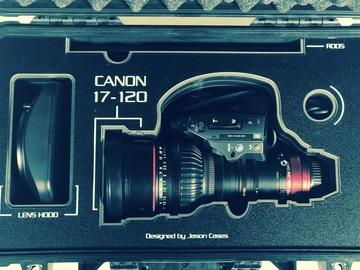 Rent: Canon 17-120mm EF or PL mount w/Cine Servo (3 of 5)