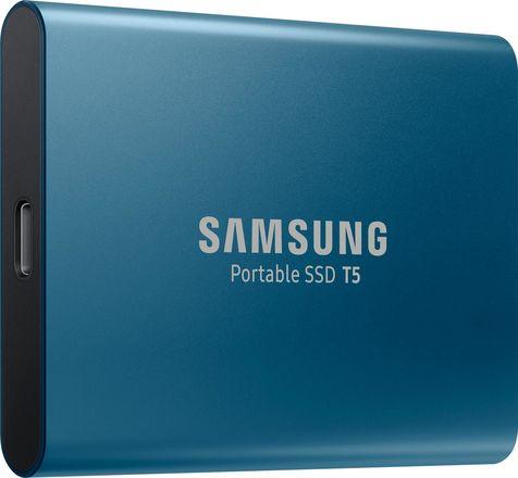 Samsung T5 SSD 500GB (1/3)