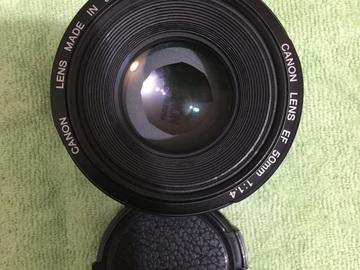 Rent: Canon EF 50mm 1.4 USM