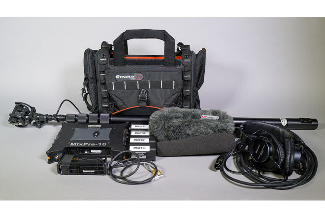 Sound Devices 10T BRONZE Audio Package