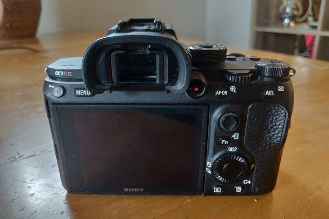 Sony Alpha a7R III Mirrorless Digital Camera Filmmaker Kit