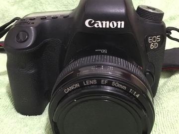 Rent: Canon 6D Body