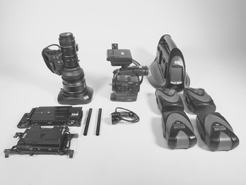 Rent: Canon C300 & Canon 17-120 (Complete Package 1 of 4)