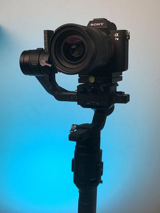 DJI Ronin-S + Sony A7iii + Tamron 28-75 f2.8 Lens