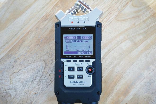 Zoom H4n PRO Portable Digital Recorder