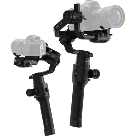 DJI Ronin S Gimbal for Digital Cameras