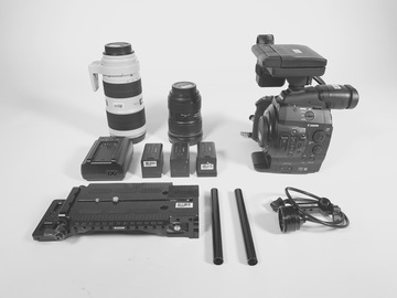 Rent: Canon C300 (Complete Package 1 of 4)