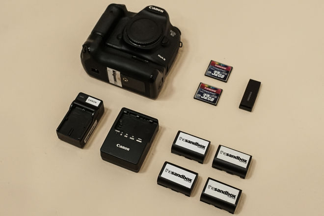 Canon 5D Mark III Camera Package