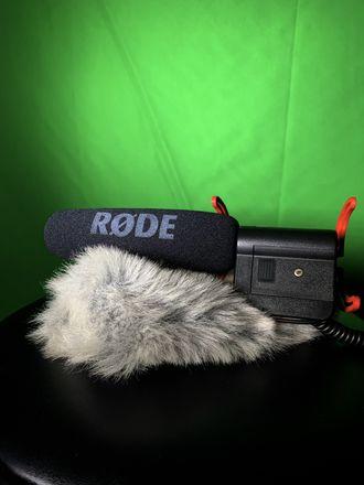 VideoMic Camera Mount Shotgun Microphone w/ Mount