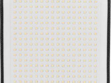 "Rent: Westcott Flex Daylight LED Mat (10 x 10"") w/ light stand #2"
