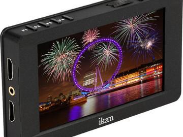 "Rent: ikan DH5 5"" Full HD HDMI On-Camera Monitor"