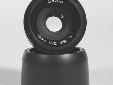 Rent: Zeiss 32mm F1.8 (E-Mount)