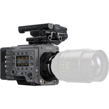 Sony Venice 6K Full Frame Camera Kit with R7 recorder and me