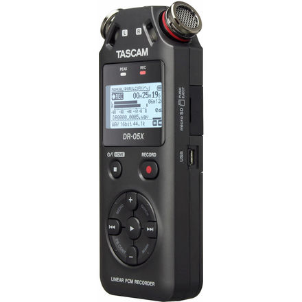 Tascam DR-05 Portable Stereo Recorder