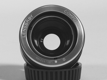 Rent: Lens Baby Composer F2.8  (EF Mount)