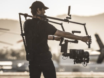 Rent: Ronin w/ Pan/Arm Ext, Pro Plate, Dove Block, Ready Rig, etc
