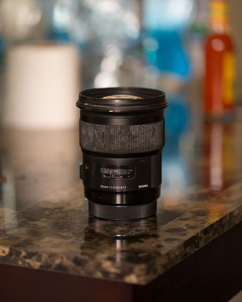 Sigma 50mm f/1.4 DG HSM Art for Canon EF