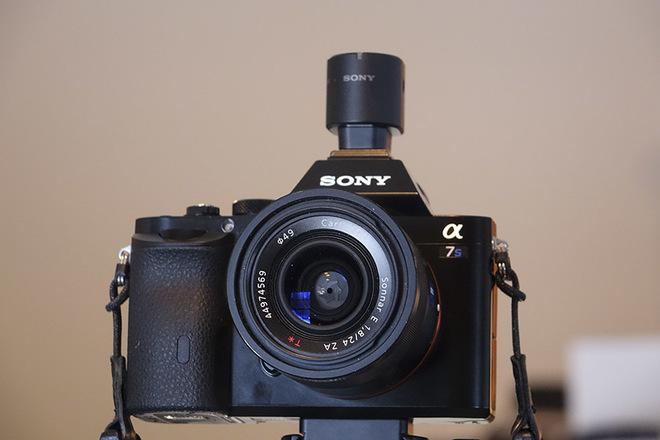 Sony A7S w/ Sony 28-77mm & 50mm Zeiss, Tripod, Shoulder Rig