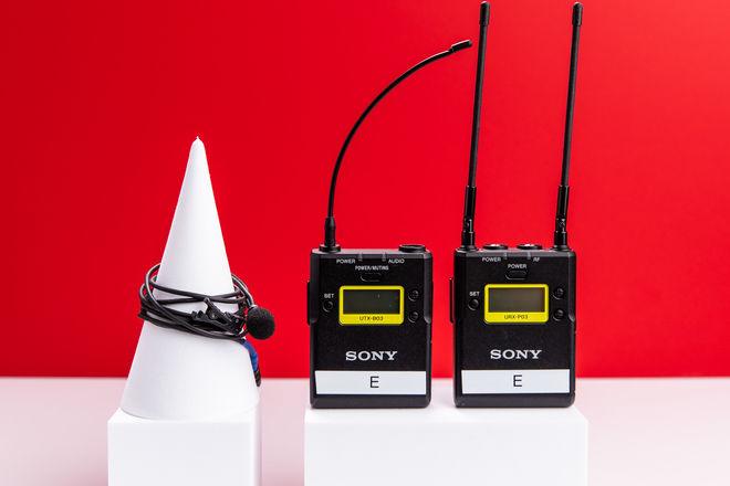 Sony UWP-D11 Wireless Lav Package (1/6)