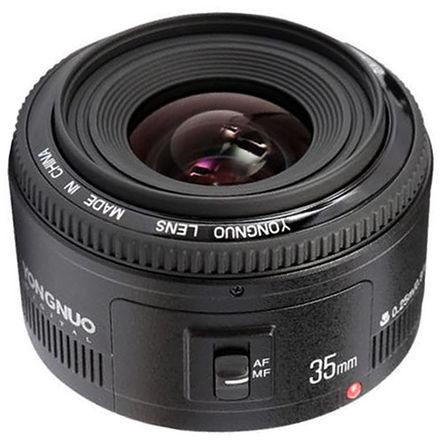 Yongnuo YN 35mm F2 - Canon EF Mount
