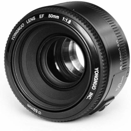 Yongnuo YN 50mm F/1.8 - Canon EF Mount