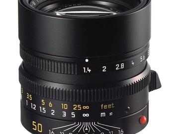 Rent: Leica Summilux 1.4 ASPH