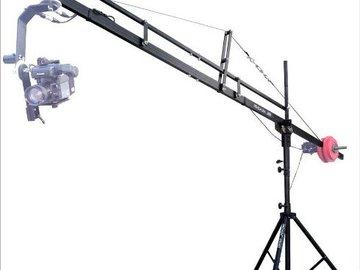 Rent: 12ft Proaim crane jib w/ base