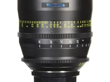 Rent: Tokina 50mm T1.5 Cinema Vista Prime Lens (EF)