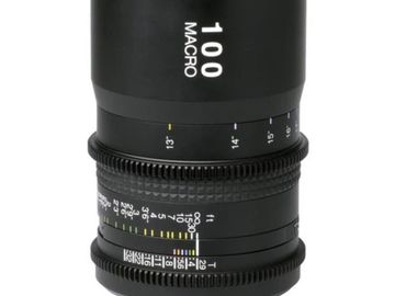 Rent: Tokina Cinema AT-X 100mm T2.9 Macro Lens (EF)