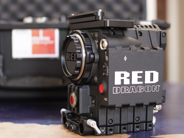 Rent: RED Epic Dragon Package