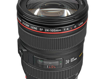 Rent: Canon 24-105 Zoom IS 4 L Series