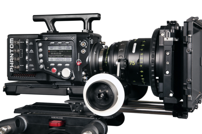 Phantom Flex4K Cinema Camera