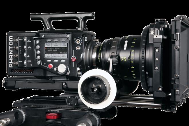 Phantom Flex4K Cinema Camera