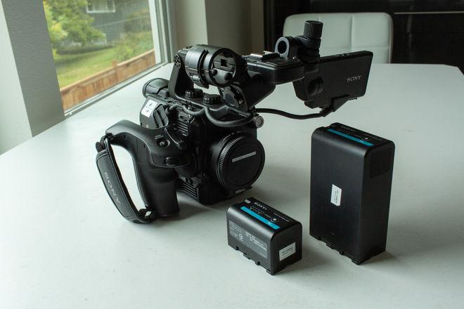 Sony FS5 with FS RAW Upgrade
