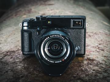 Rent: FujiFilm X-Pro2 w/ 18-55mm F2.8-4 OIS