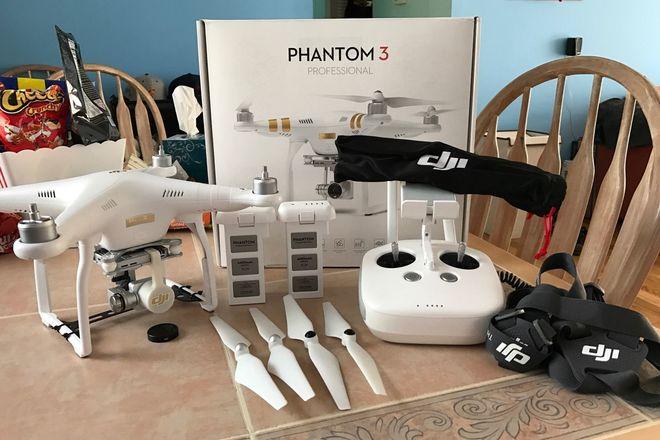 DJI Phantom Pro 3 4K