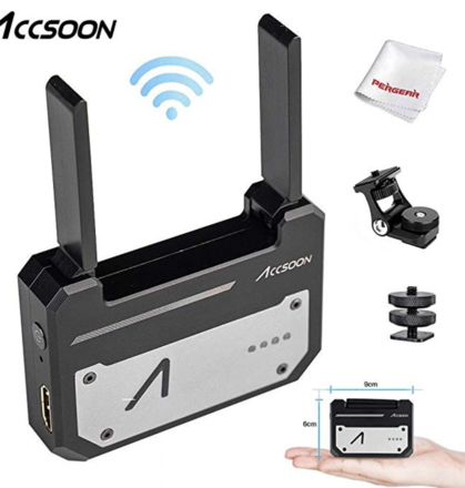 Accsoon CineEye 5G HDMI Wireless Video Transmitter