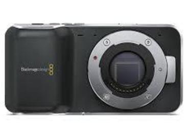 Rent: Blackmagic Pocket Camera Kit