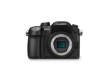 Rent: Panasonic GH4 with Batteries and Media
